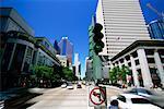 Street Scene Chicago, Illinois, USA