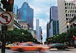 Michigan Avenue Chicago, Illinois, USA