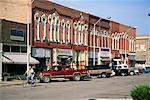 Main Street, Winterset, Iowa