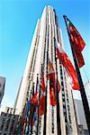 Rockefeller Center de New York City, New York, Etats-Unis