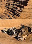 Gold Mining Nevada, USA
