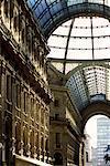 Galleria Vittorio Emanuele Milan, Italy