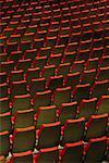 Empty Seats Place des Arts, Montreal, Quebec