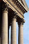 Detail of Columns Paris, France