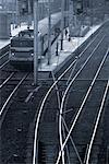 Train Paris, France
