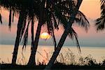 Sunrise over Bay of Pigs, Cuba