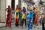 Street Performers, Havana, Cuba