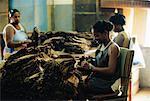 Cigar Factory, Havana, Cuba