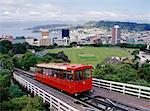 Téléphérique de Wellington Nouvelle Zélande