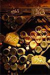 Wine Cellar Rust, Austria