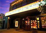Movie Theatre Point Arena, California, USA