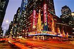 Radio City Music Hall New York City, NY, États-Unis
