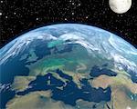 Europe de l'espace extra-atmosphérique