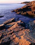 Atlantic Ocean, Acadia National Park, Maine, USA