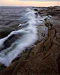 Atlantic Coast, Peggy's Cove, Nova Scotia, Canada