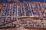 Car Storage Wharf, British Columbia, Canada