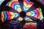 Hot Air Balloon, Albuquerque Fiesta, Albuquerque, New Mexico, USA