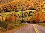 Autumn, Margaree Valley, Nova Scotia, Canada