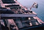 Loading Iron Ore, Sept-Iles, Quebec, Canada