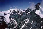 Mountains, North Coast, British Columbia, Canada