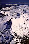 Alpes du Sud, South Island, Nouvelle-Zélande