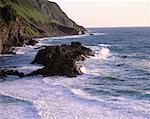 Coastline Off Green Garden Trail, Gros Morne National Park, Newfoundland, Canada
