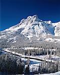 Rocky Mountains, Kananaskis Country, Alberta, Canada