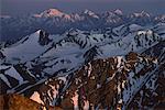Kluane And Alsek Ranges, Kluane National Park, Yukon, Canada