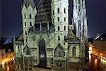 Stephansdom (Saint Stephens Cathedral) Vienna, Austria