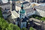 Salzbourg Altstadt (vieille ville)