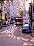 Cable Car, San Francisco California, USA