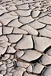 Dried Mud, Namibia, Africa
