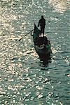 Gondolier-Venise, Italie