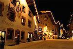Rue Noël Kitzbuhel, Autriche