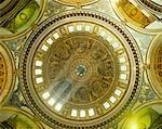 La cathédrale Londres de St Paul
