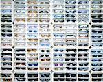 Rack of Sunglasses, Venice Beach, Venice, California USA