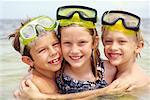 Children in Ocean