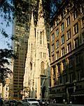 Cathédrale New York City, New York, États-Unis de Saint-Patrick