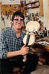 Portrait de Luthier