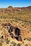 Le massif des Bungle Bungle Kimberley, Australie occidentale
