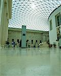 Le Musée britannique Bloomsbury, Londres Angleterre