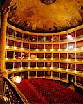 Degollado Theater Guadalajara, Jalisco Mexiko Sate
