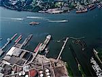 Shipping Docks, Bayonne New Jersey, USA