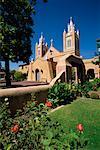 Cathédrale de Albuquerque, Nouveau-Mexique