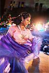 Dancer at Chingay Parade Singapore