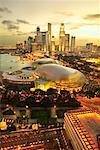 Esplanade, Theatres on the Bay Singapore