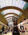 Musee d'Orsay Paris, France