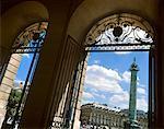 Place Vendome Paris, France