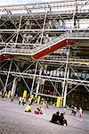 Centre Pompidou Paris, France