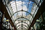 Glass Roof Paris, France